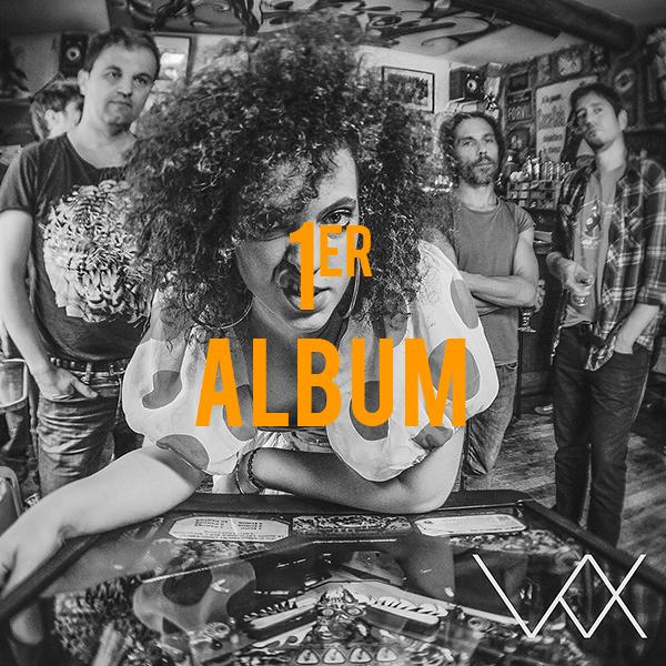 VOX - Carré - 1er album